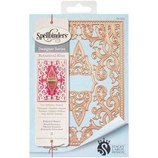 Spellbinders Card Creator Die-Botanical Beauty