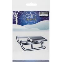 Find It Trading Precious Marieke Winter Wonderland Die-Sled