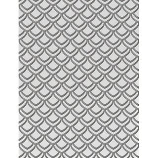 Ultimate Crafts Embossing Folder A2-Layer Upon Layer