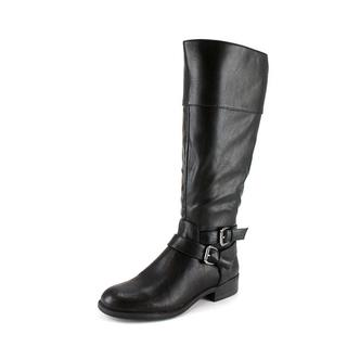 Nine West Women's 'Leora' Black Leather Boots