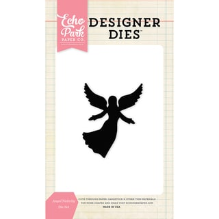 Echo Park Dies-Angel Nativity