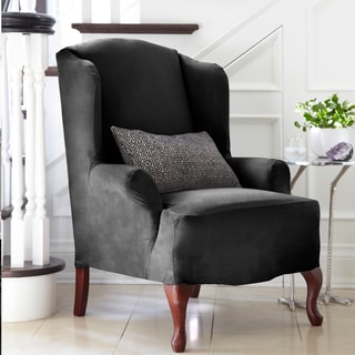 recliner covers u0026 wing chair slipcovers furniture for chairs o