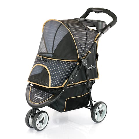 Promenade Pet Stroller - Gold Nugget