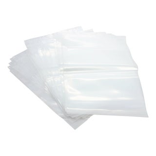 Reloc Zippit 8 x 10 4-millimeter Reclosable Poly Bags (Pack of 200)