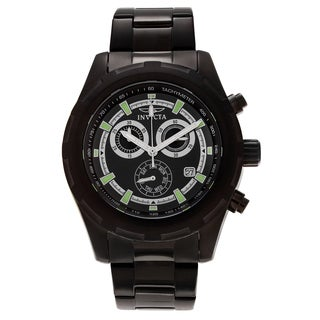 Invicta Men's 1563 Specialty Quartz Chronograph Black Dial Watch