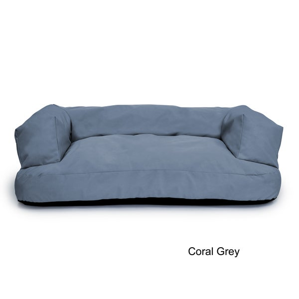 Dog Sofa Bed Pet Couch Foam Cover Removable Snoozer Washable Indoor Outdoor X