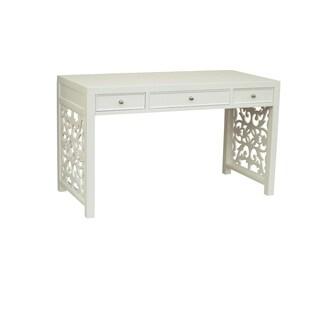 White Designer Desk