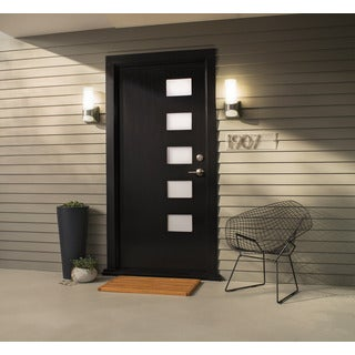 Kichler Lighting Celino Collection 1-light Black Outdoor Wall Sconce