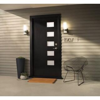 Kichler Lighting Celino Collection 1-light Black Outdoor Wall Sconce|https://ak1.ostkcdn.com/images/products/13449559/P20139619.jpg?_ostk_perf_=percv&impolicy=medium