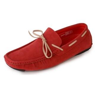 Quentin Ashford Men's Slip-On Driving Shoes