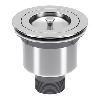 Exclusive Heritage 3.5 Stainless Steel Strainer For Kitchen Sinks