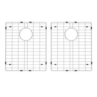 Exclusive Heritage 14 x 16 ( x 2) Premium Grade T304 Stainless Steel Kitchen Sink Bottom Grid