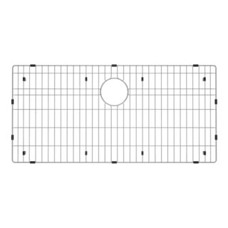 Exclusive Heritage 30 x 17 Premium Grade T304 Stainless Steel Kitchen Sink Bottom Grid