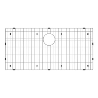 Exclusive Heritage 28 x 16 Premium Grade T304 Stainless Steel Kitchen Sink Bottom Grid