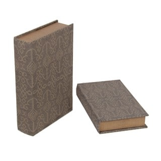 2pc Book Boxes