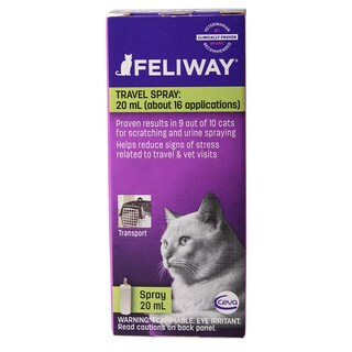 Feliway Travel Spray for Cats