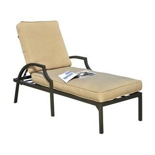 Sunjoy Pine Ridge Patio Lounge Chair