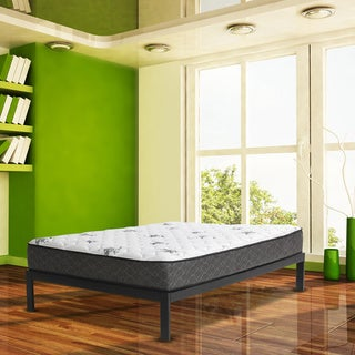 Wolf Endless Nights Firm Full-size Platform and Mattress Set