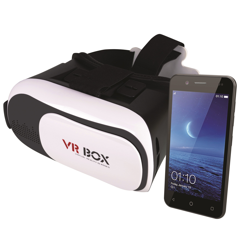 Supersonic Unlocked Cell VR Bundle #SV-145BLVRBLK