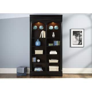 St Ives Chocolate and Cherry Bunching Bookcase|https://ak1.ostkcdn.com/images/products/13451096/P20140993.jpg?impolicy=medium