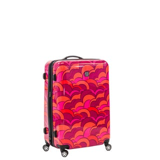 Ful Sunset 20-inch Carry On Hardside Spinner Upright Suitcase