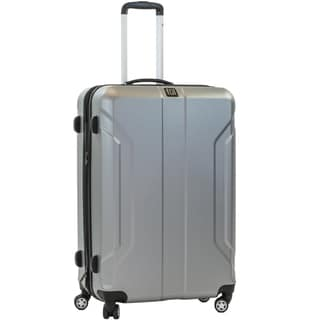 Ful Payload 29-inch Upright Hard Case, Silver Spinner Rolling Luggage Suitcase