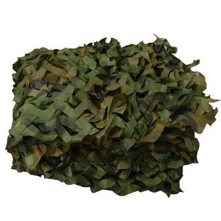 SAS Outdoor Camping Woodland Camo Netting (More options available)
