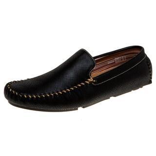 Quentin Ashford Men's Slip-On Loafers