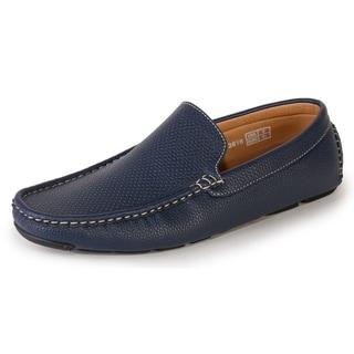 Quentin Asford Pebble Grain Men's Driving Shoe