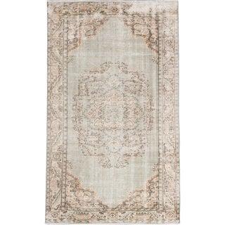 ecarpetgallery Anatolian Sunwash Green Wool Rug (5'9 x 9'6)