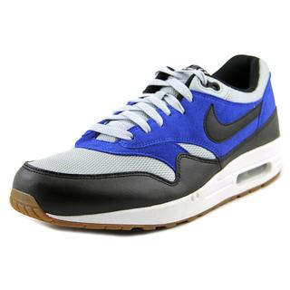 Nike Men's Air Max 1 Essential Grey Synthetic Athletic Shoes