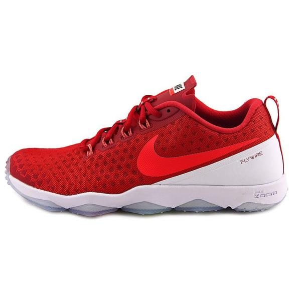 Shop Nike Men's Zoom Hypercross TR2 Red Mesh Athletic Shoes