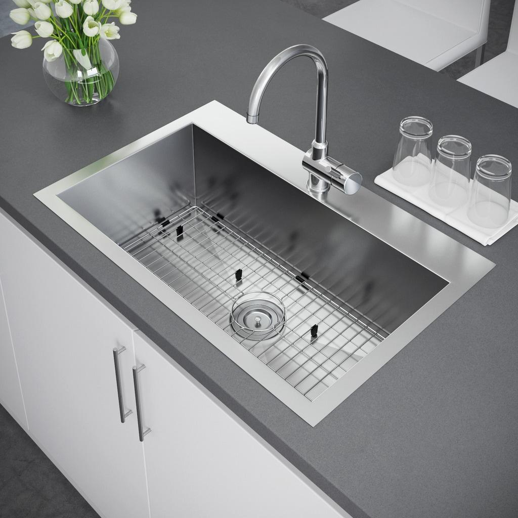 Kitchen Sink 33x22 Besto Blog