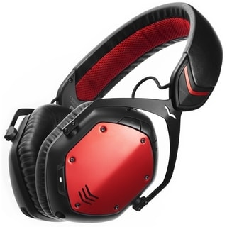 V-MODA Crossfade Wireless Bluetooth Headphones (Rouge Red)