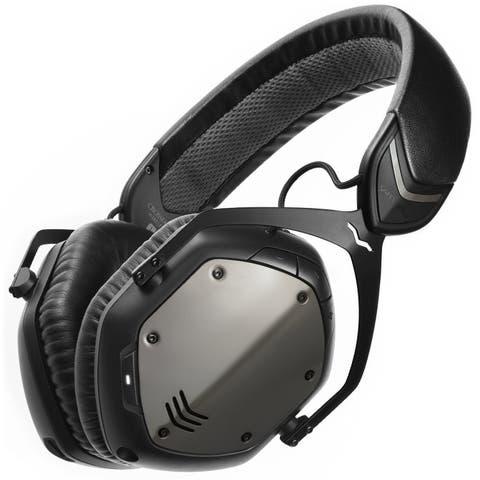 V-MODA Crossfade Wireless Over-Ear Headphones - Phantom Chrome