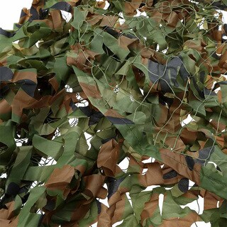 SAS Camouflage Plastic Outdoor Camping Netting (2 options available)