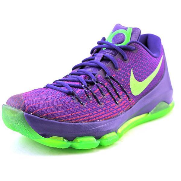 Shop Purple Nike Men's KD 8 Purple Shop Mesh Athletic Shoes - - 13454078 29905b
