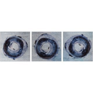 Dark Rings Triptych