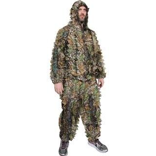 SAS Ghillie Leaf 3D 2-piece Camouflage Suit
