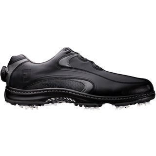 FootJoy Contour Series BOA Golf Shoes Black/Grey