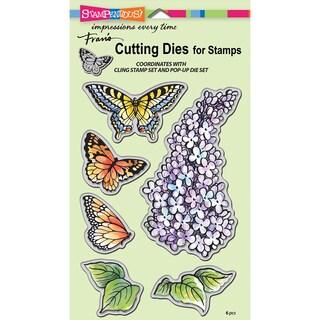 Stampendous Dies-Lilac