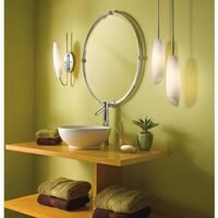 Kichler Lighting Stella Collection 1-light Chrome Mini Pendant
