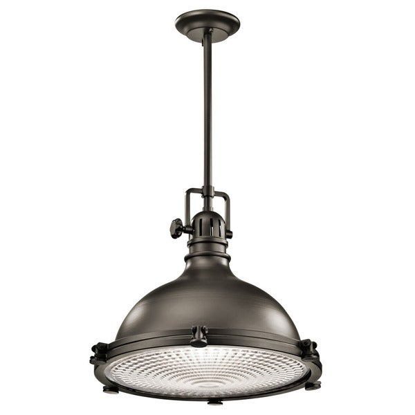 Kichler Lighting Hatteras Bay Collection 1-light Olde Bronze Pendant