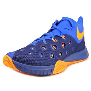 Nike Men's Zoom Hyperquickness 2015 Blue Synthetic Athletic Shoes