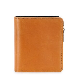 Handmade Phive Rivers Women s Leather Wallet (Orange, PR1227)