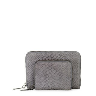 Handmade Phive Rivers Women s Leather Wallet (Grey, PR1224)