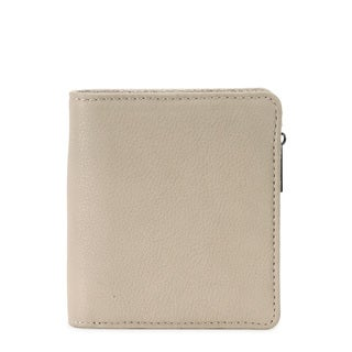 Phive Rivers Womens Leather Wallet (Beige, PR1226)