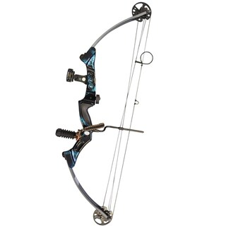 SAS Primal Carbon Arrow 35-50-pound Compound Bow Package