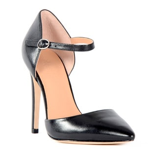 Halston Heritage Christina Leather Pump