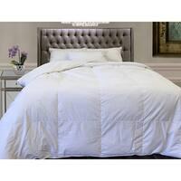 Natural Comfort White Down Comforter